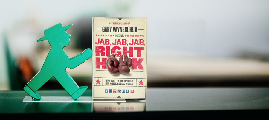 BOOK REVIEW: Jab Jab Jab Right Hook by Gary Vaynerchuck