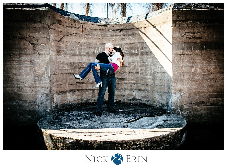 NORTHERN VIRGINIA ENGAGEMENT: ELIZABETH & NICK