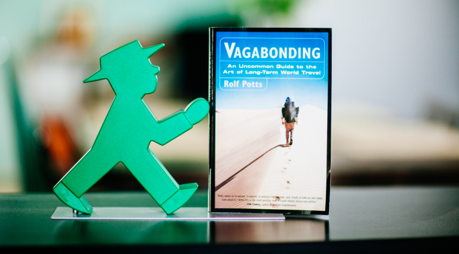 BOOK REVIEW: Vagabonding by Rolf Potts