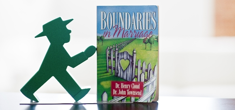 BOOK REVIEW: Boundaries in Marriage