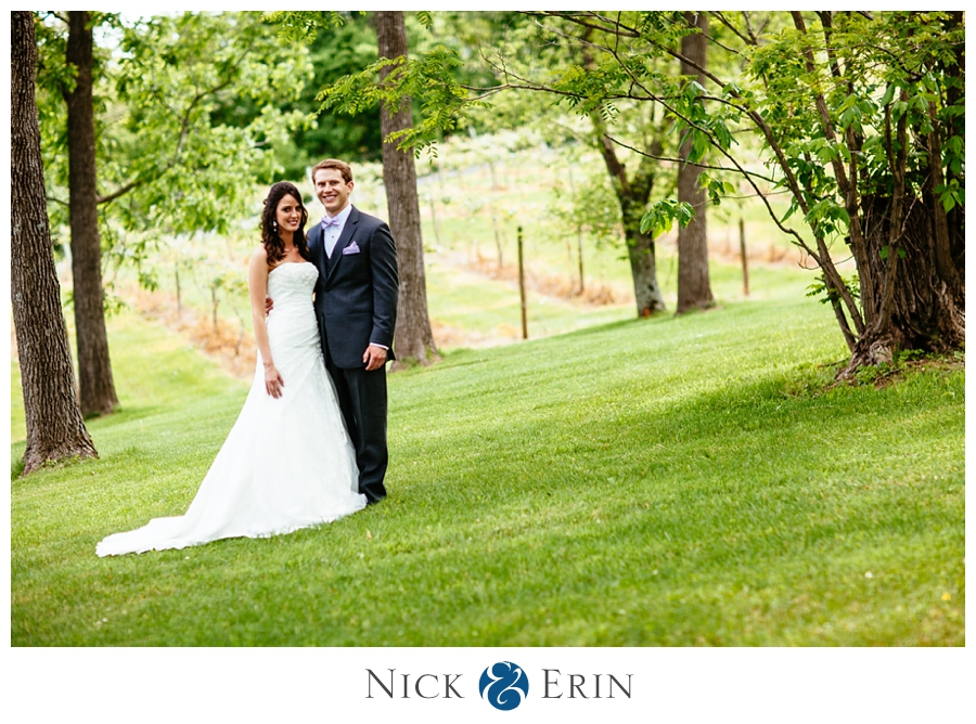 BLUEMONT VINEYARDS WEDDING: LAUREN & AARON