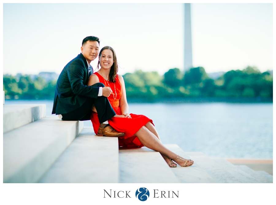 DC AND OLD TOWN ENGAGEMENT: ASHLEY & JAMES