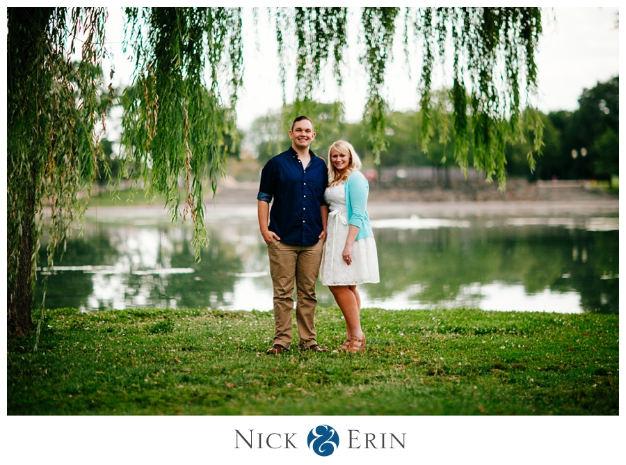 WASHINGTON DC ENGAGEMENT: BRITTANY & STEVE