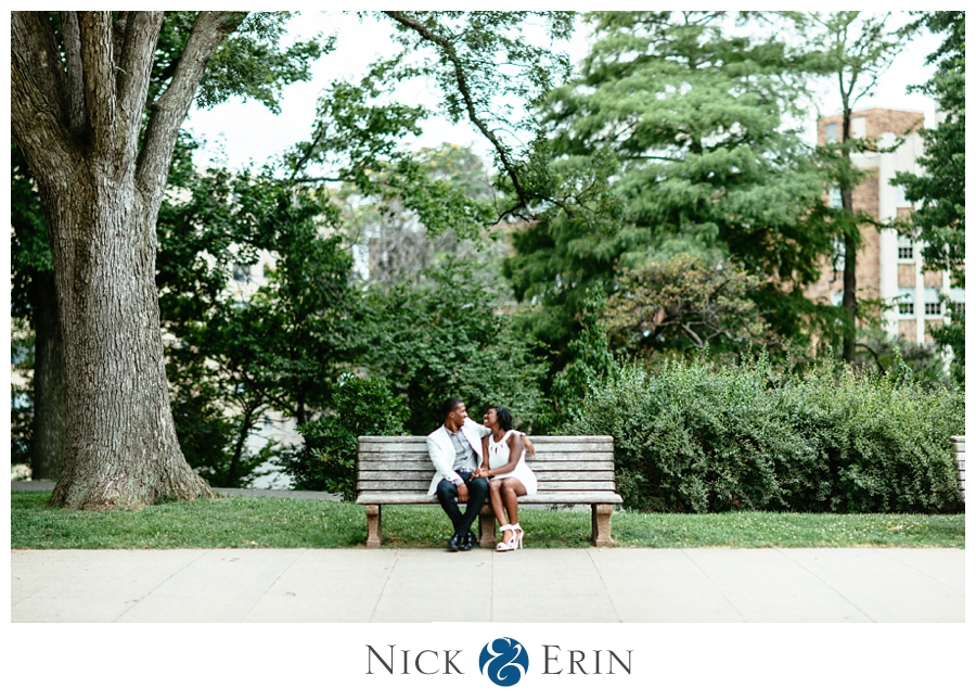 Meridian Hill Engagement