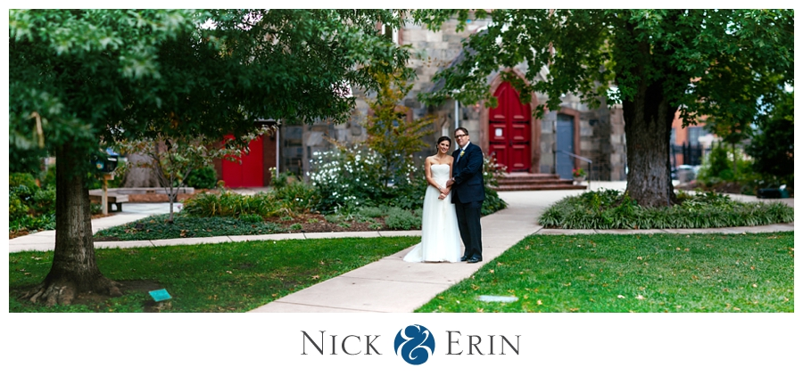 Georgetown Ritz Carlton Wedding