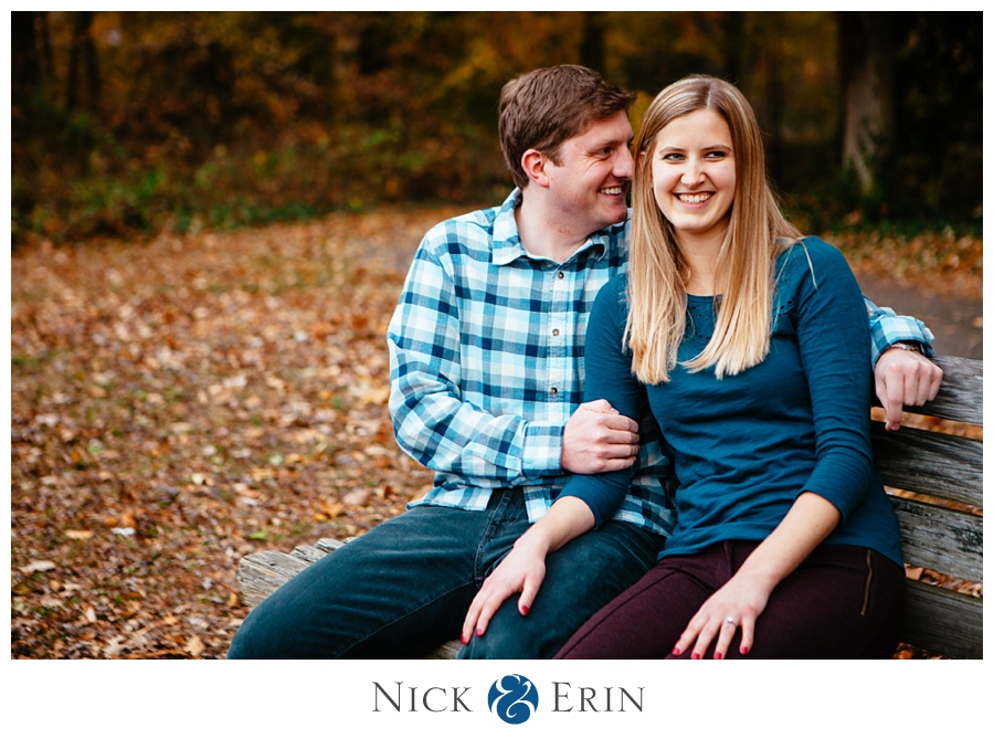 MOUNT VERNON ENGAGEMENT: ERICA & ANDY