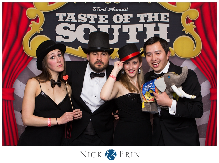 PHOTOBOOTH: TASTE OF THE SOUTH