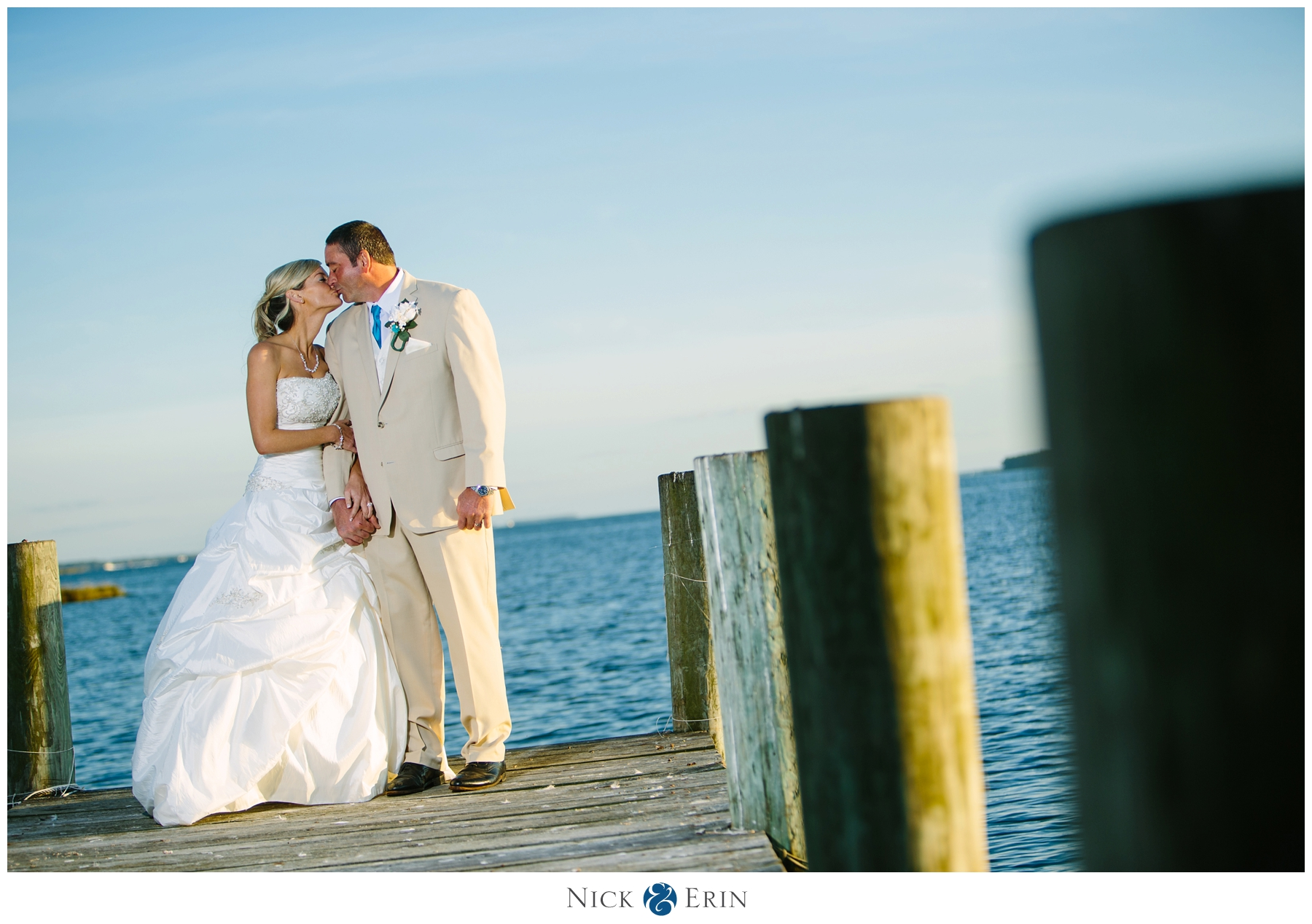KENT ISLAND YACHT CLUB WEDDING: MEL & KURT