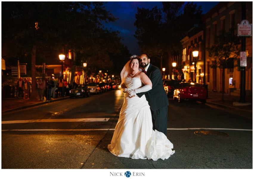 Donner_Photography_Old Town Alexandria Wedding Portraits_Heather and Hari_0002