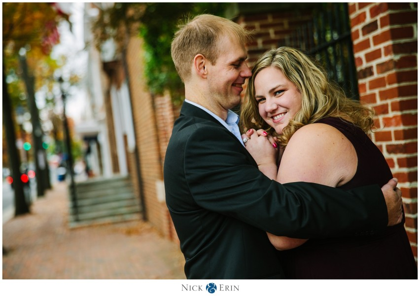 Donner_Photography_Old Town Alexandria Engagement_Jen and Chris_0001