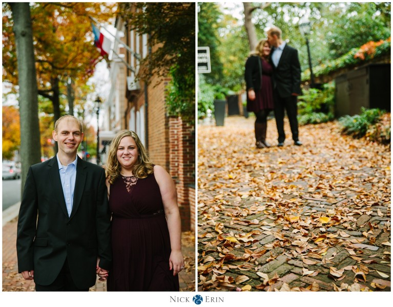 Donner_Photography_Old Town Alexandria Engagement_Jen and Chris_0002