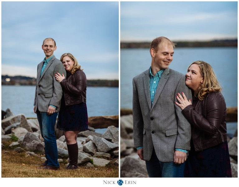 Donner_Photography_Old Town Alexandria Engagement_Jen and Chris_0010