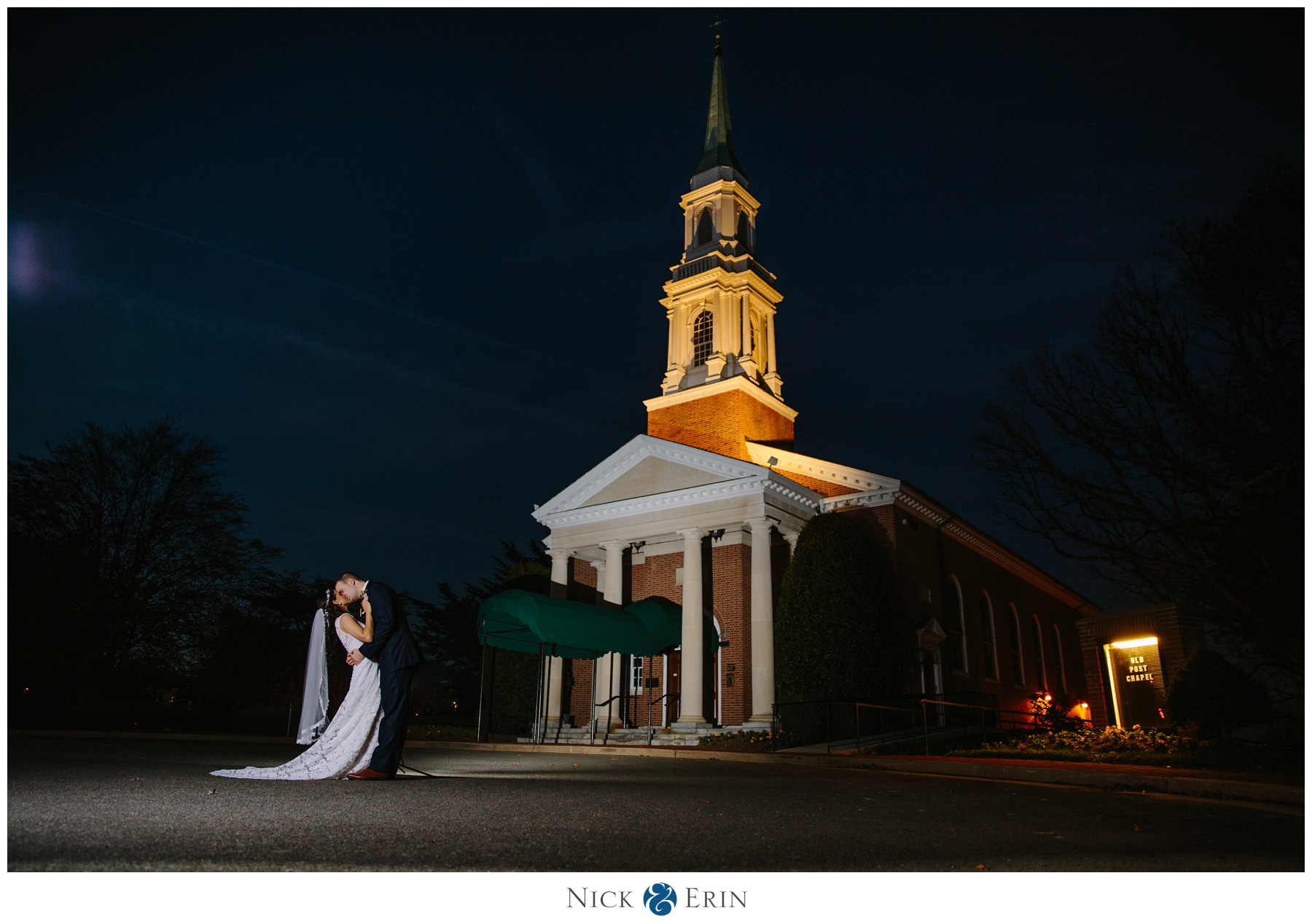 FORT MYER WEDDING: KATIE & WILL