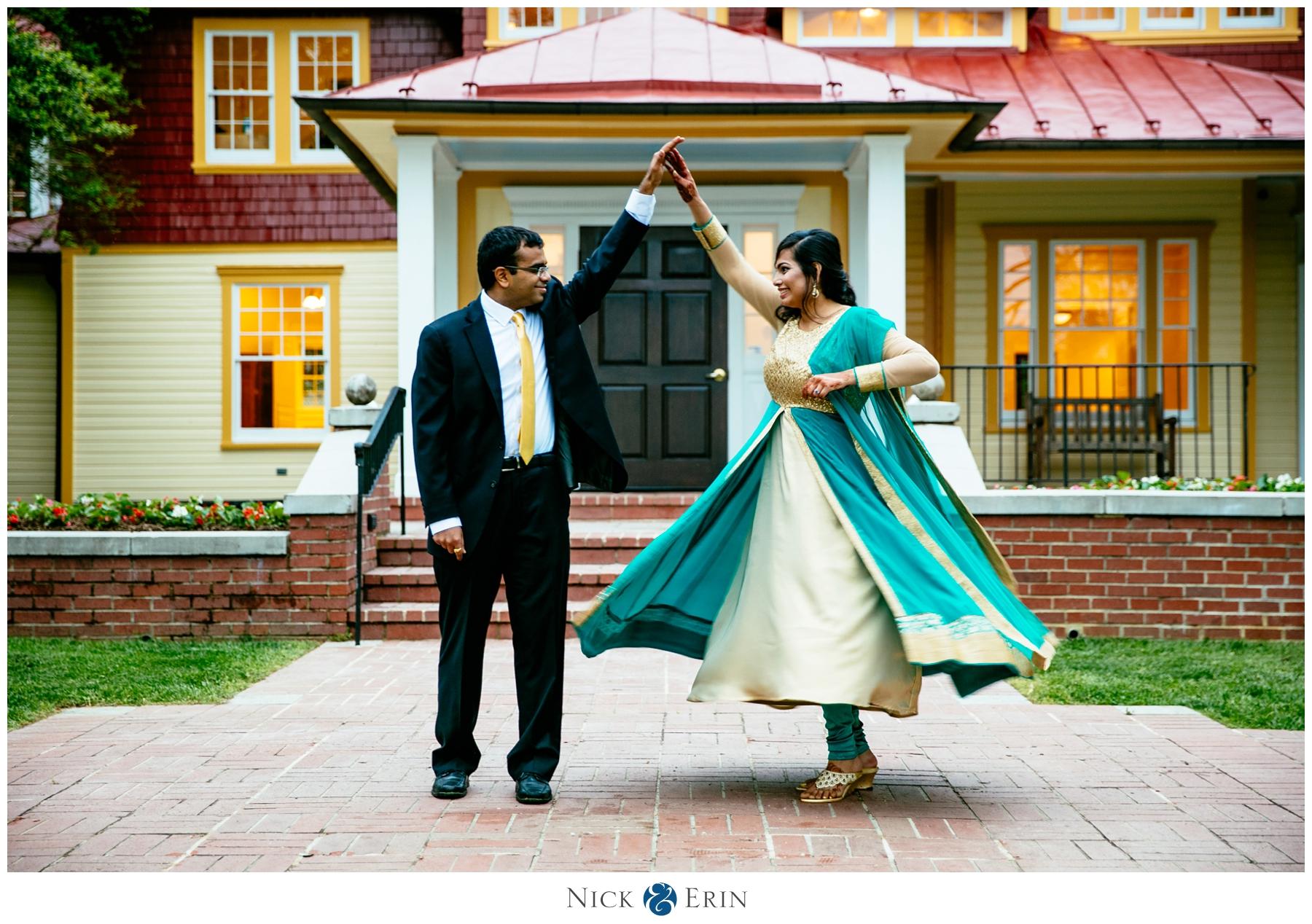 ARLINGTON, VIRGINIA WEDDING: AMRITH & ALEEFIA