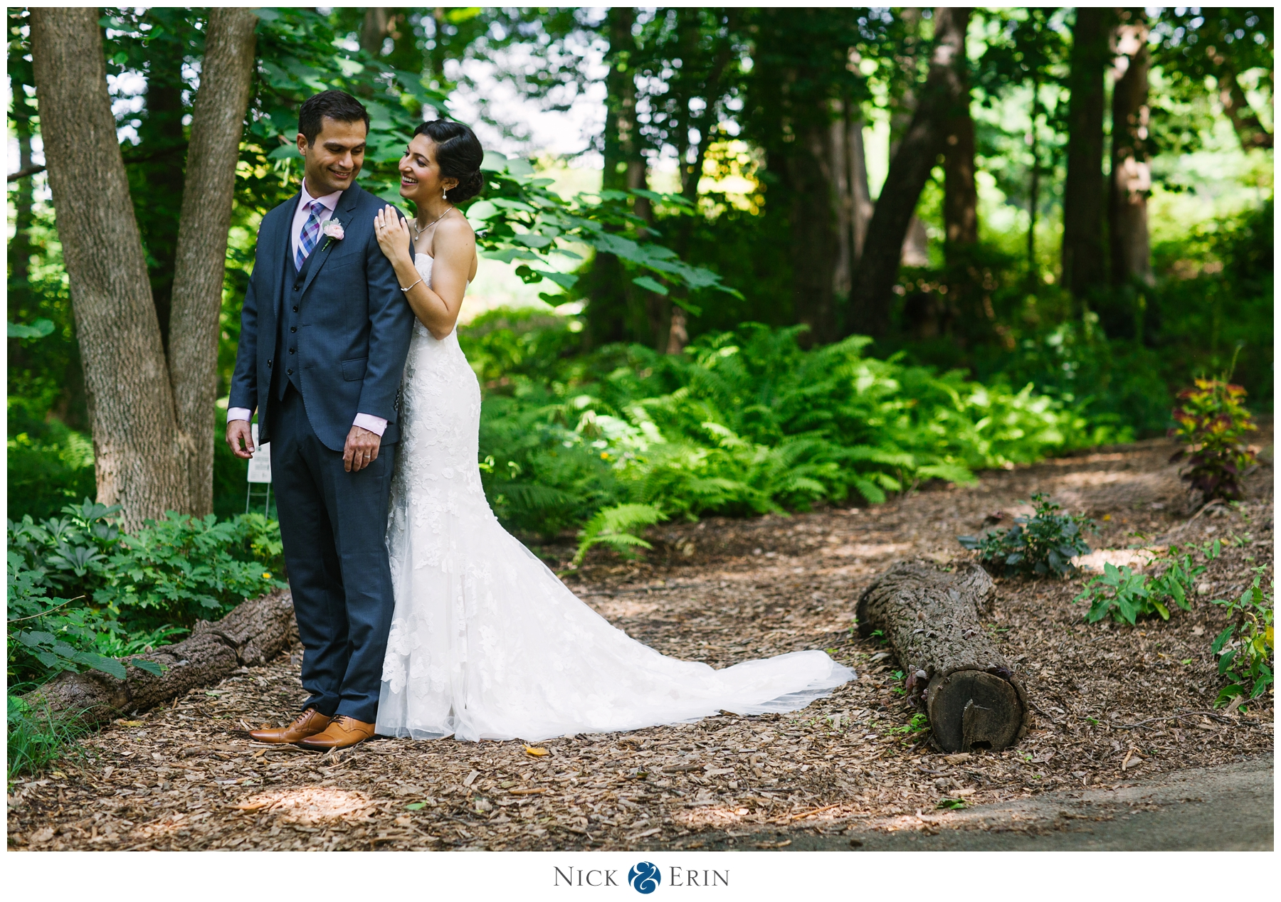 MEADOWLARK GARDENS WEDDING: AZADEH & NIMA
