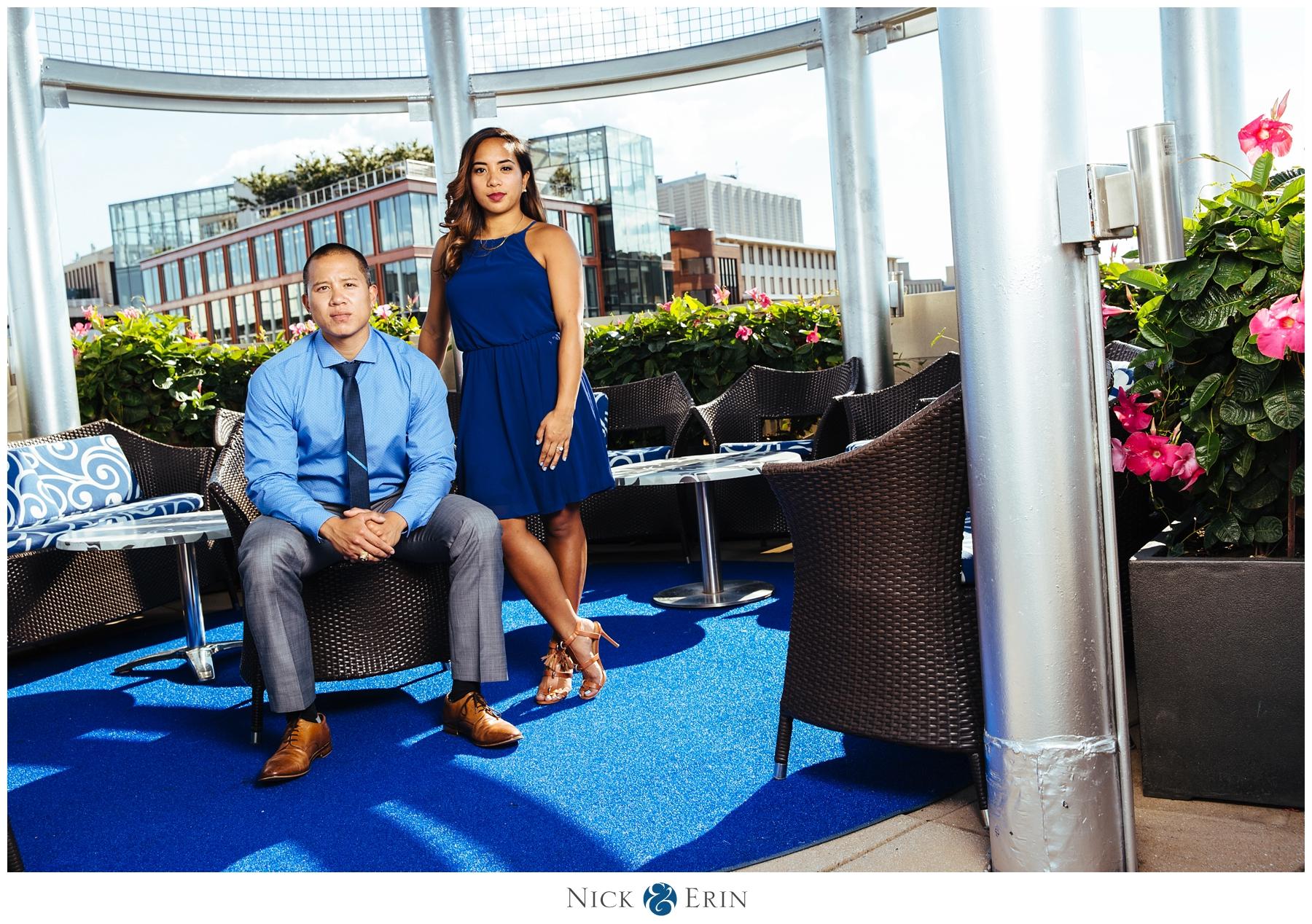 WASHINGTON DC ENGAGEMENT: JENNY MAE & VIC