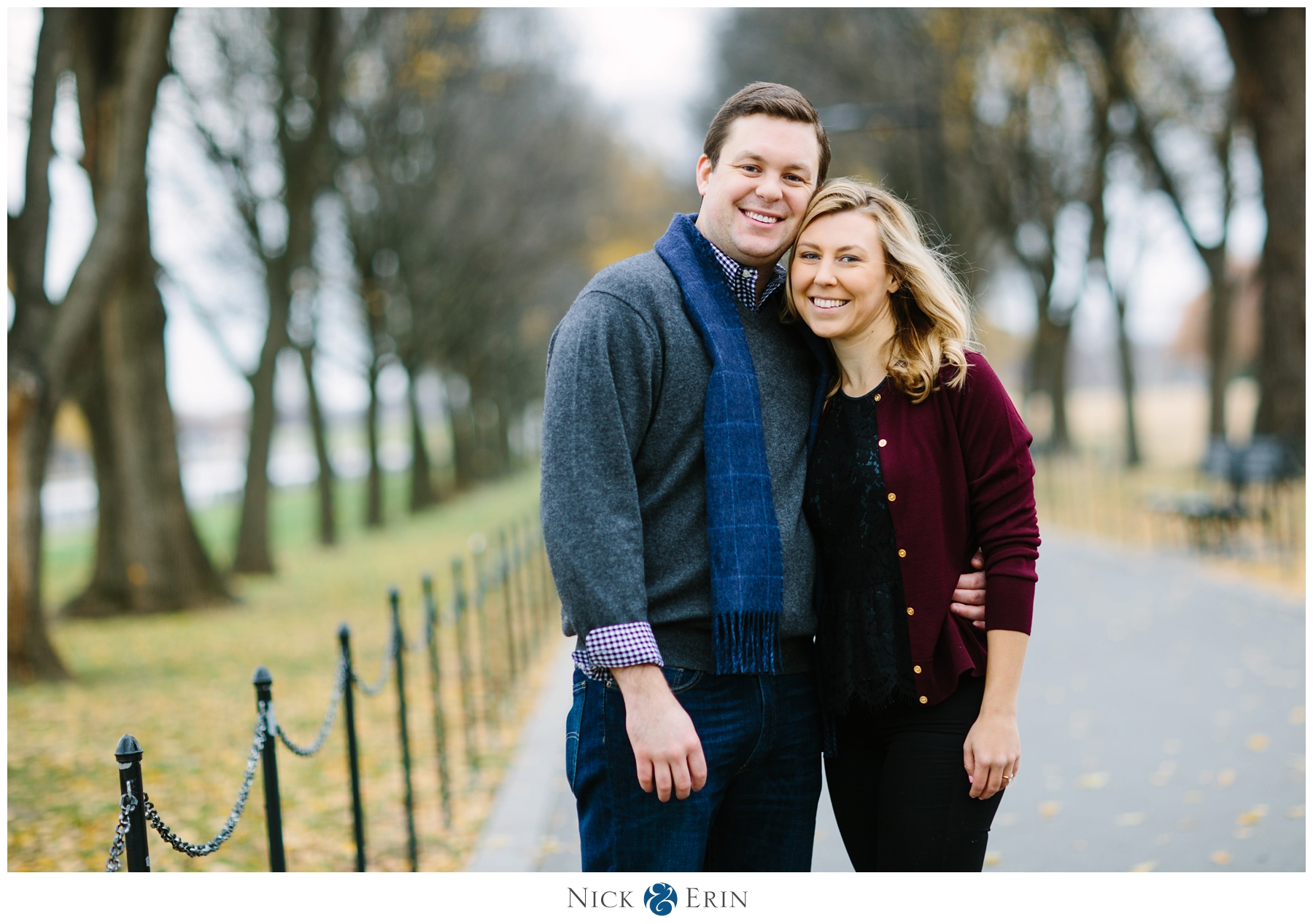 WASHINGTON DC ENGAGEMENT: BONNIE & AXEL