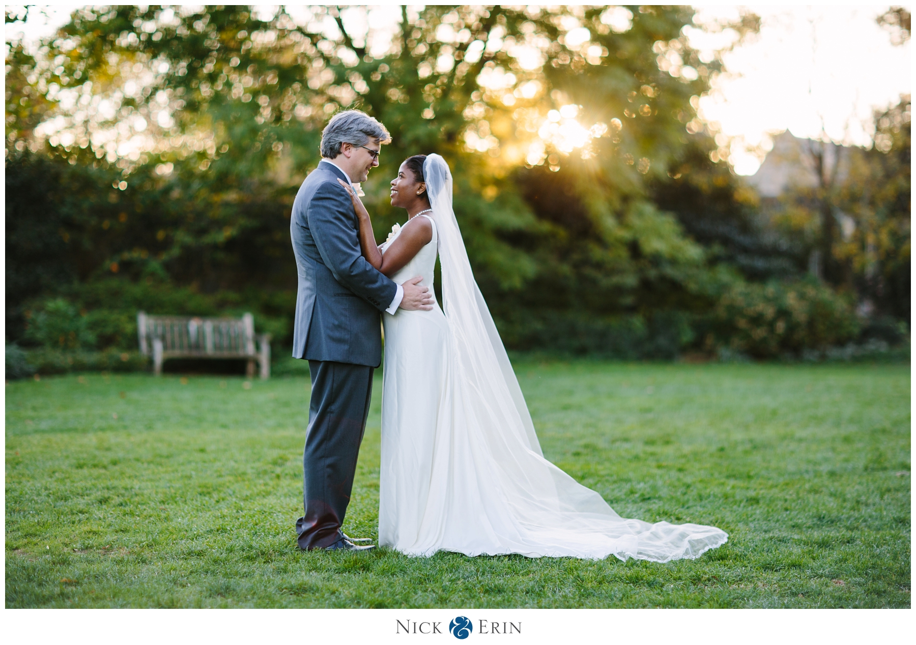 WASHINGTON DC WEDDING: IMAN & GREG