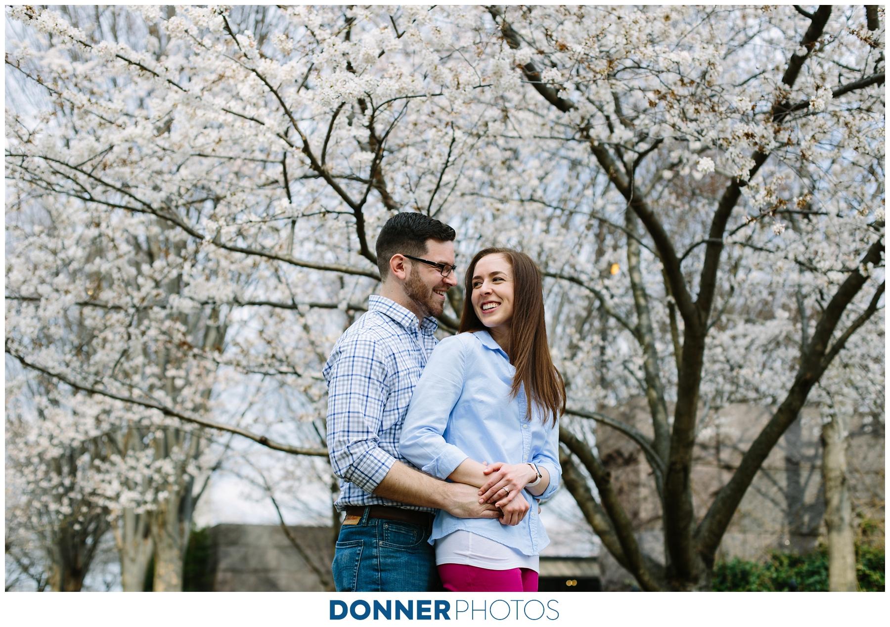 WASHINGTON DC ENGAGEMENT: SARA & LENNY