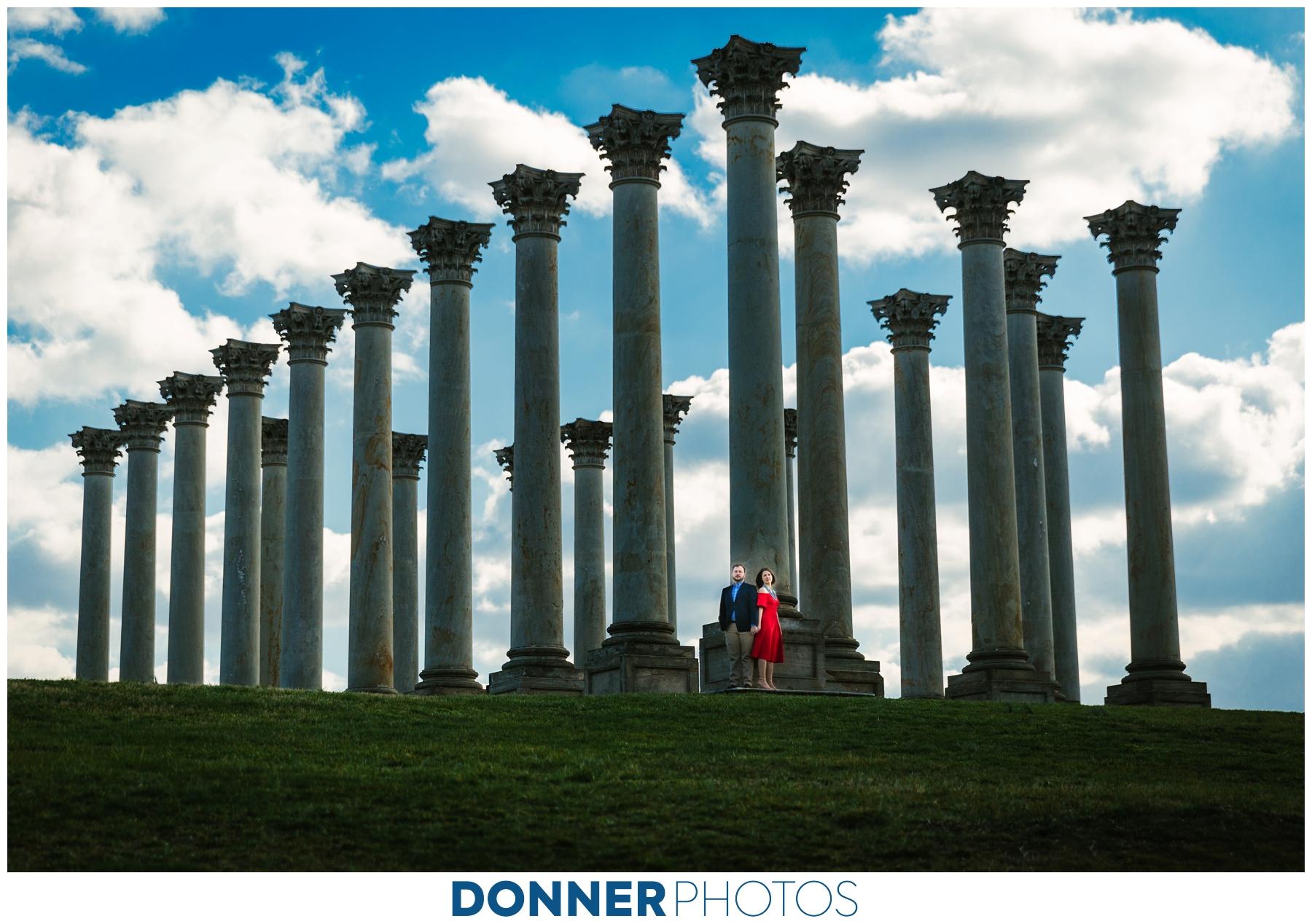 WASHINGTON DC ENGAGEMENT: BONNIE & FILIPE