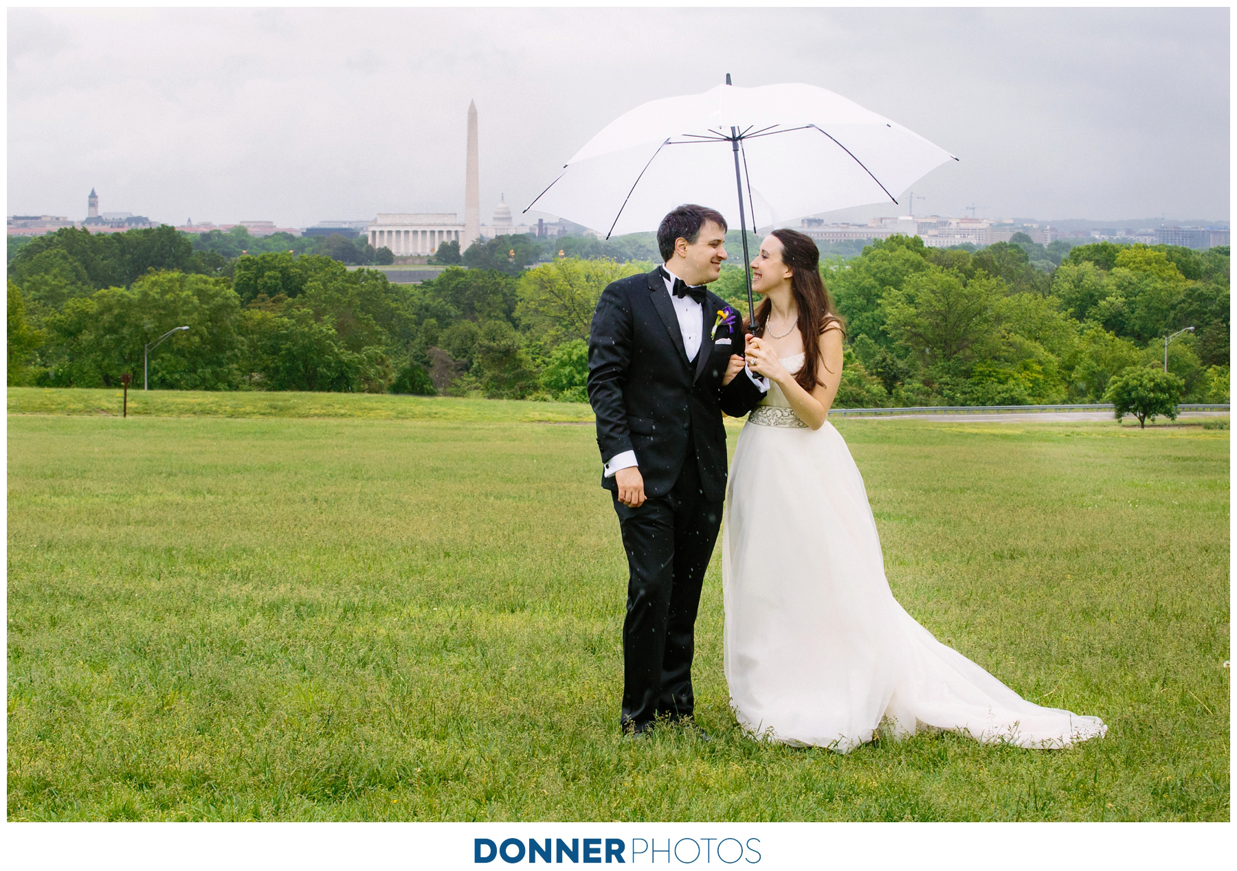 ARLINGTON, VA WEDDING: IRIS & JAMES