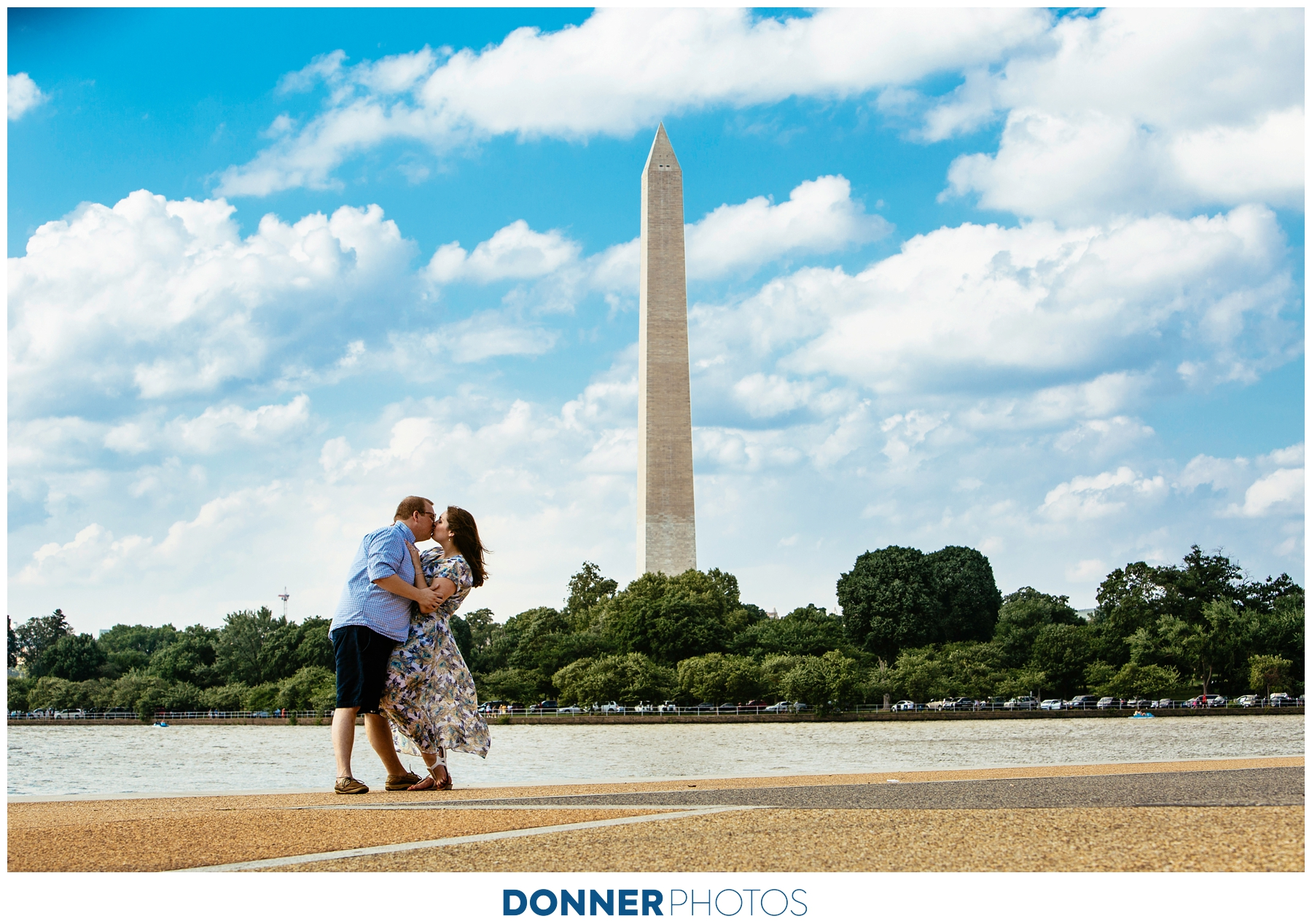 WASHINGTON DC ENGAGEMENT: BRYNN & JED
