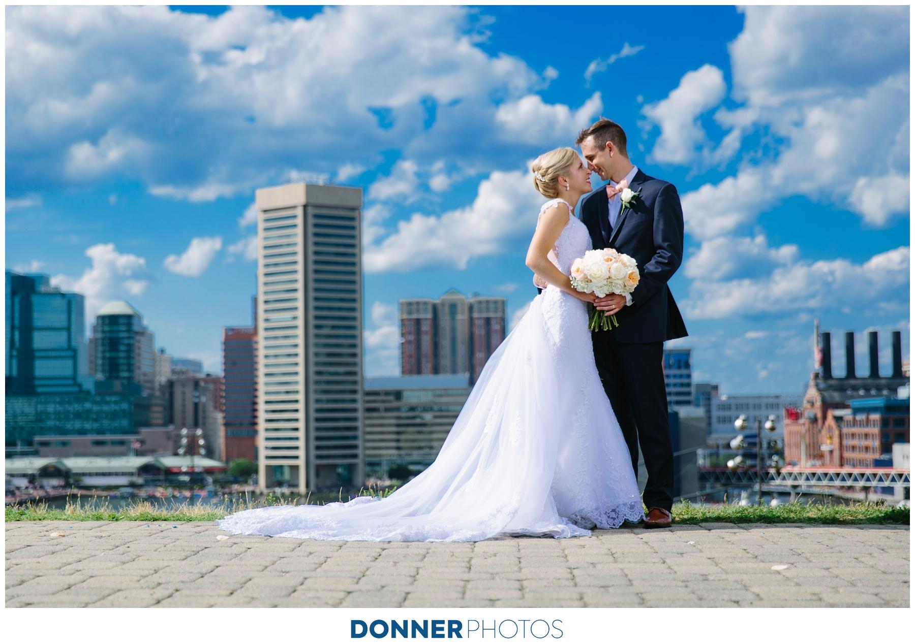 BALTIMORE MARYLAND WEDDING: ERIN & GREG