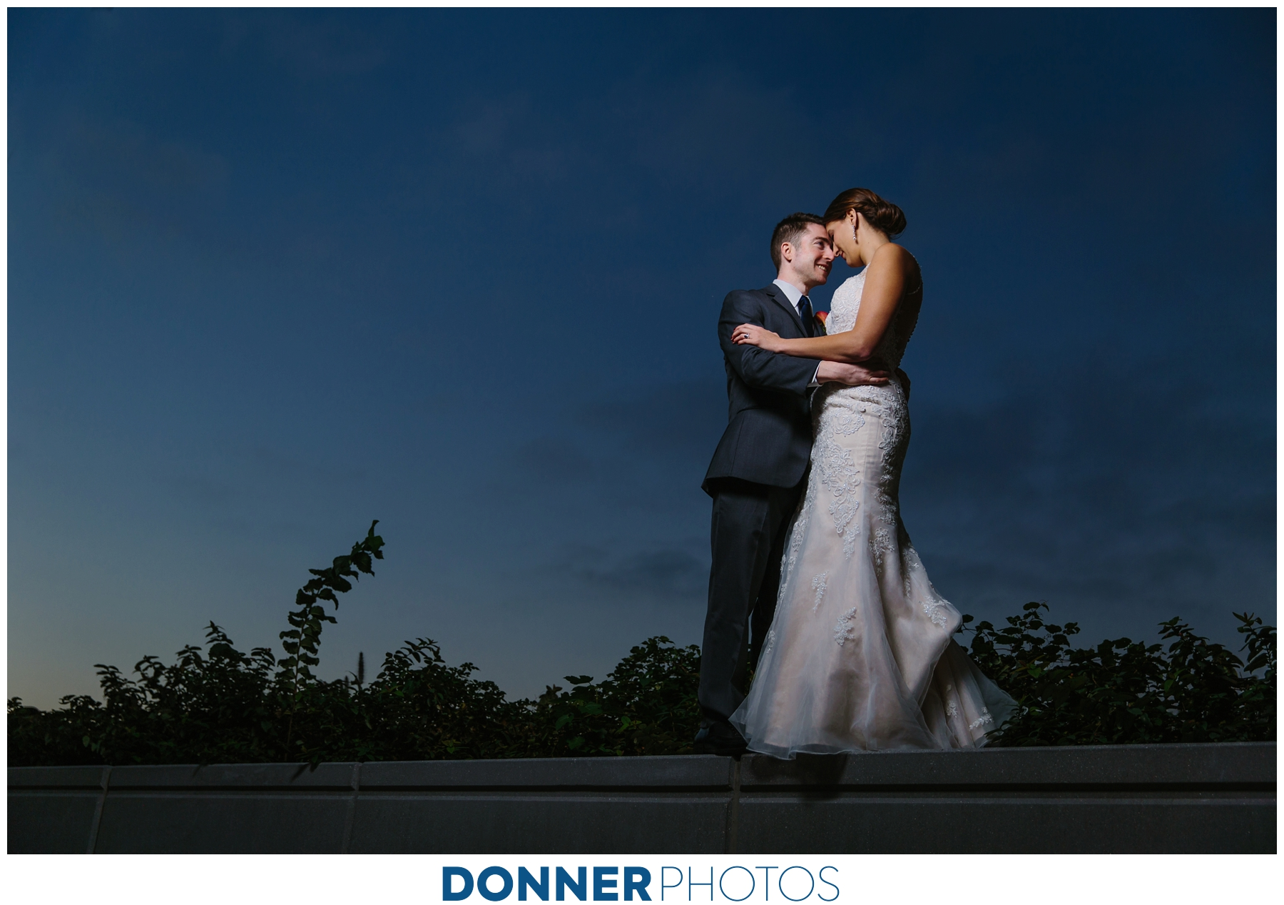 ARLINGTON VA WEDDING: SARAH & EVAN