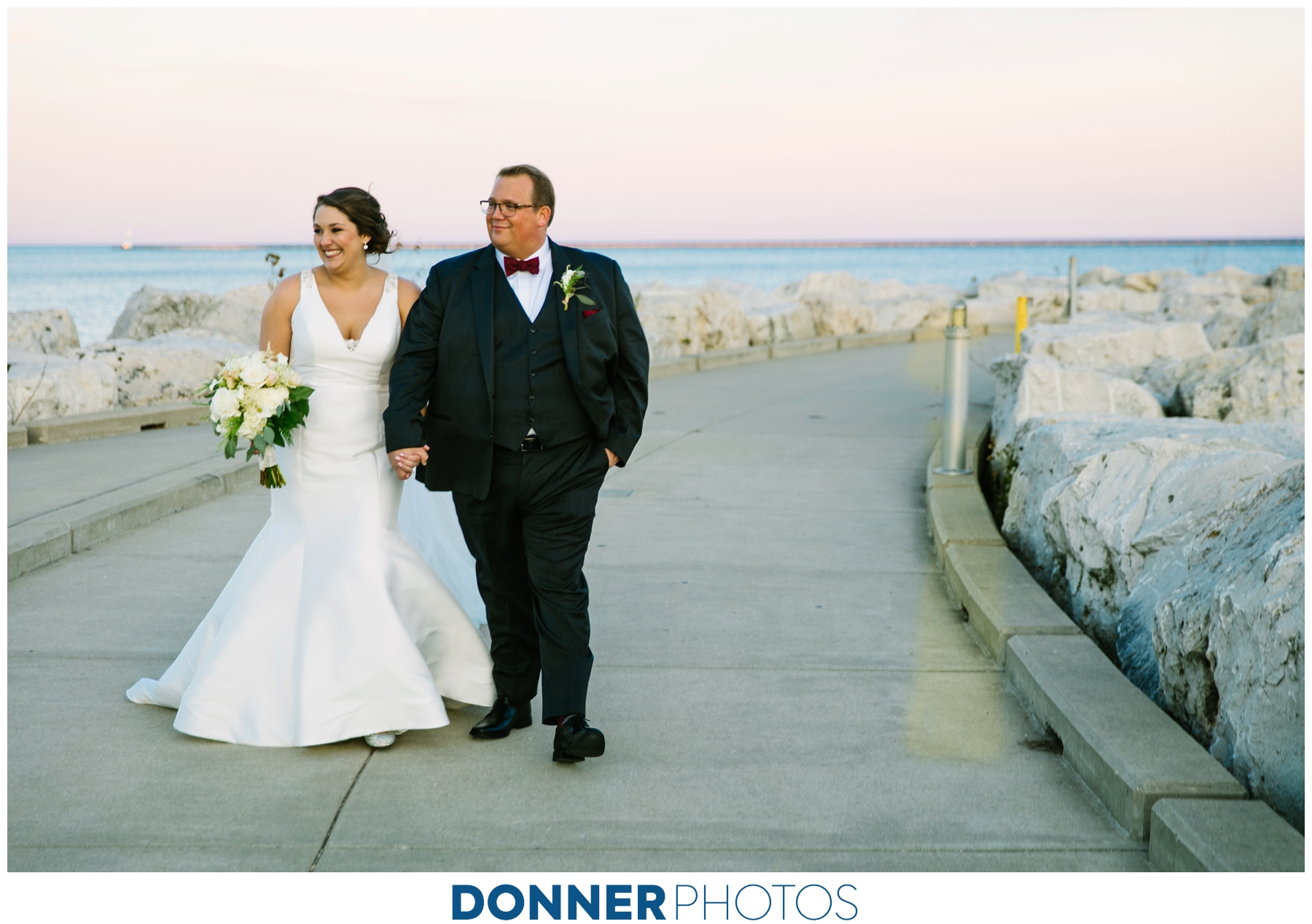 MILWAUKEE WISCONSIN WEDDING: BRYNN & JED