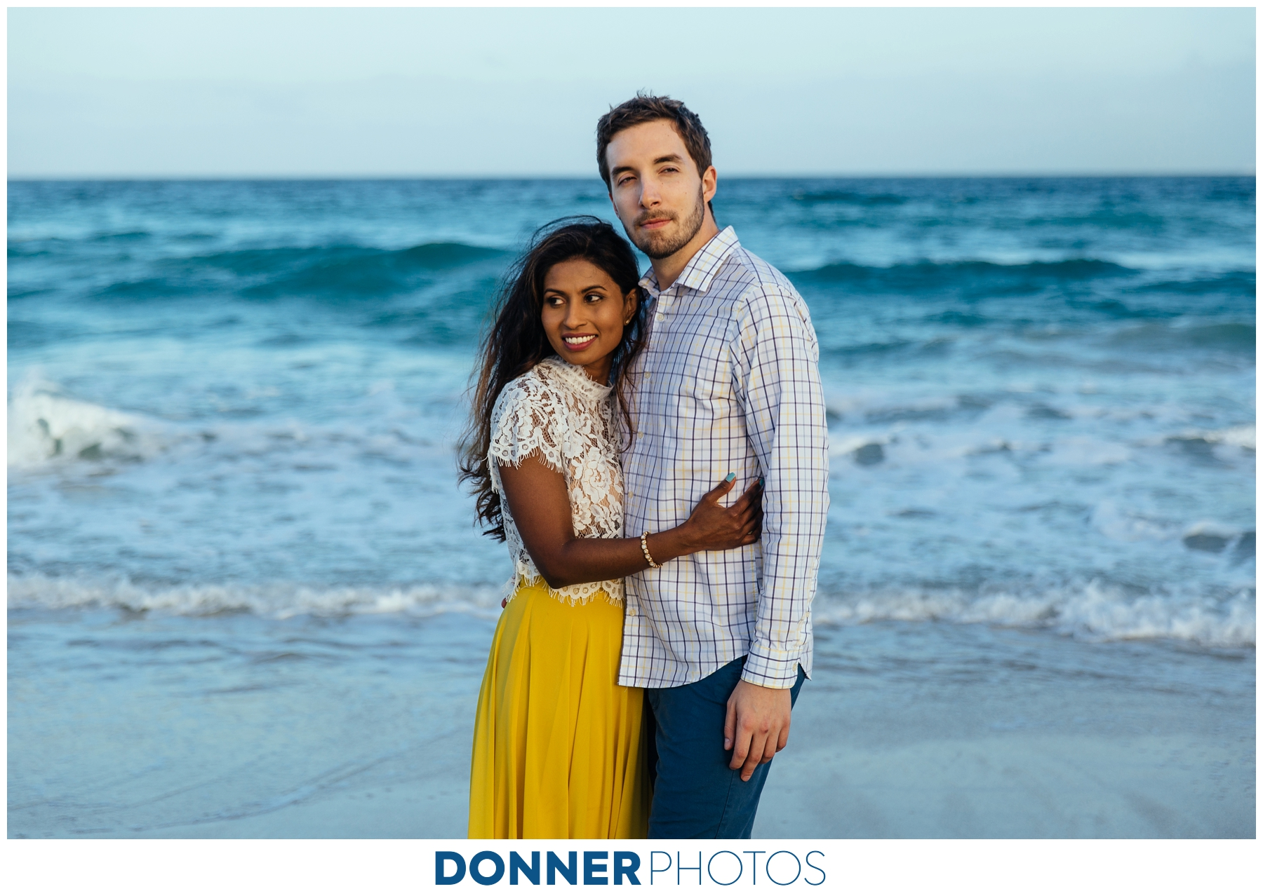 SOUTH BEACH ENGAGEMENT: NITCHI & ANDREW