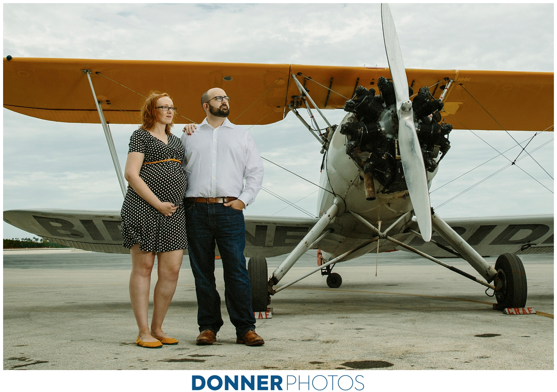 KEY WEST MATERNITY: ALANNA & JOSH