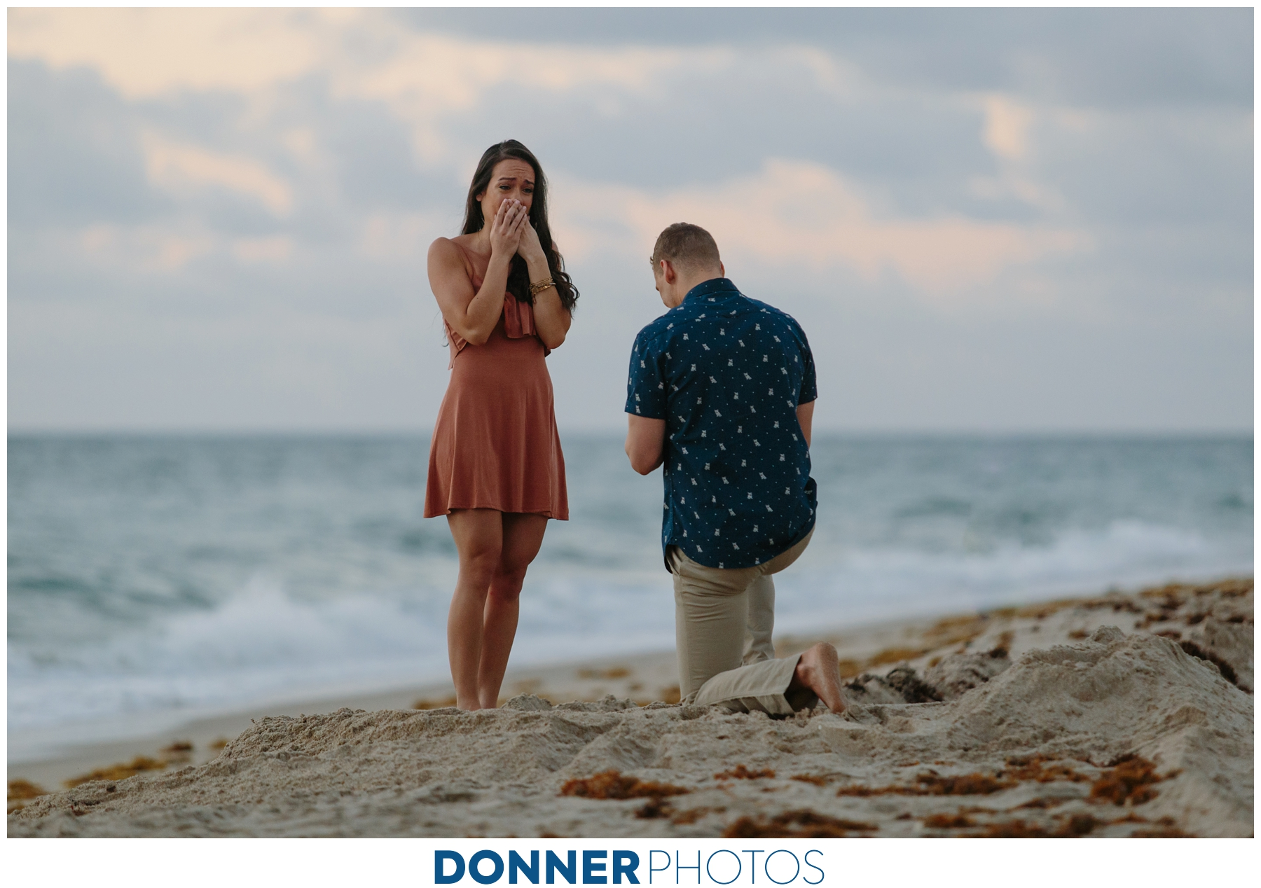 FORT LAUDERDALE PROPOSAL & ENGAGEMENT: RYAN & MEGAN