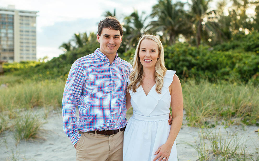 BOCA RATON ENGAGEMENT: JENNIFER & JOHN