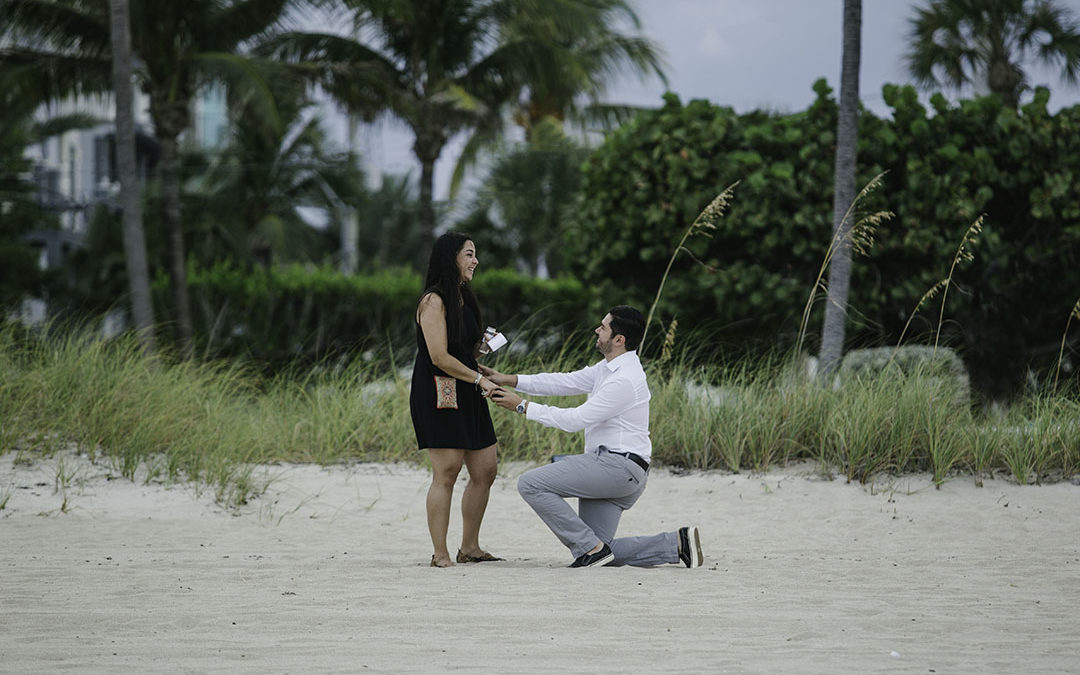 LAUDERDALE BY THE SEA PROPOSAL: JORGE & CRISTA