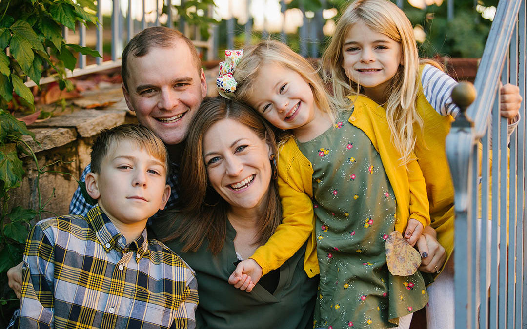 FALL FAMILY SESSION: MCGINNIS FAMILY