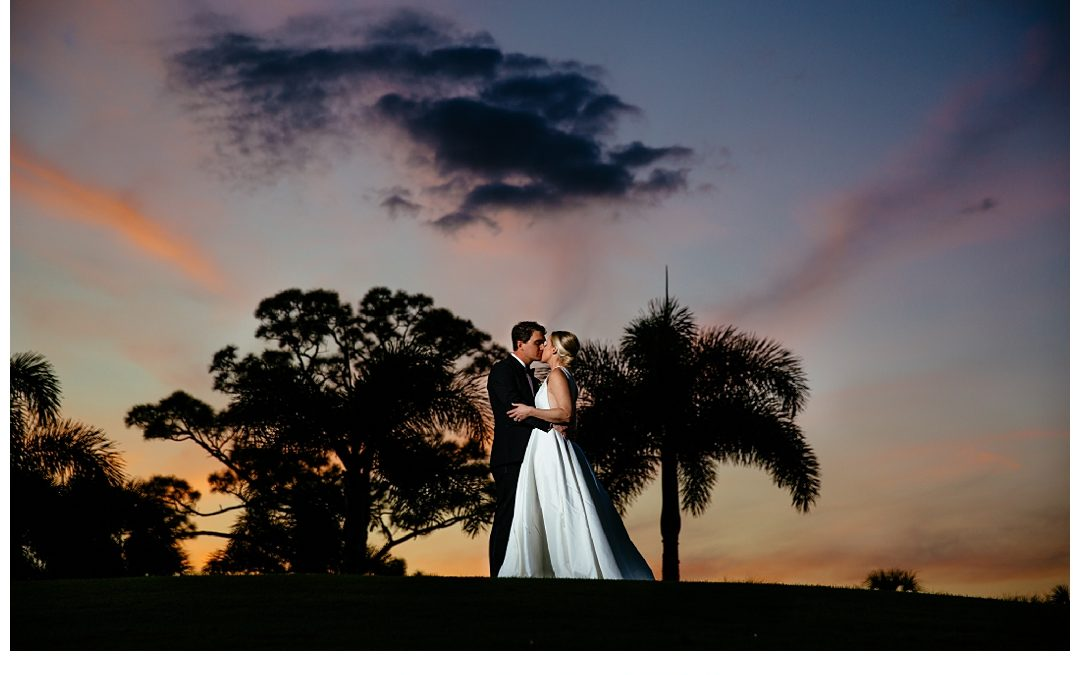 DELRAY BEACH WEDDING: JENNIFER & JOHN